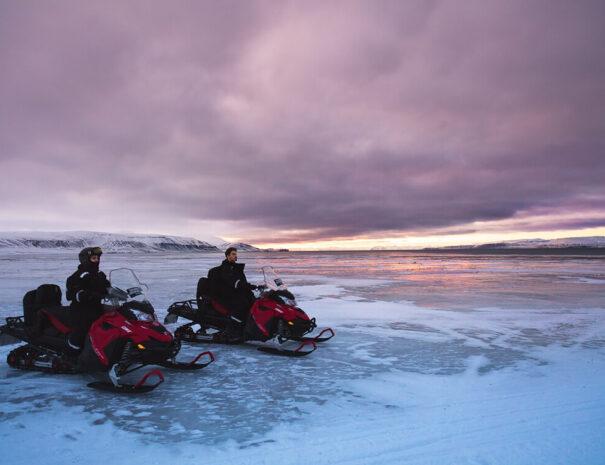 Aktiviteter för företag och konferensgrupper på Svalbard