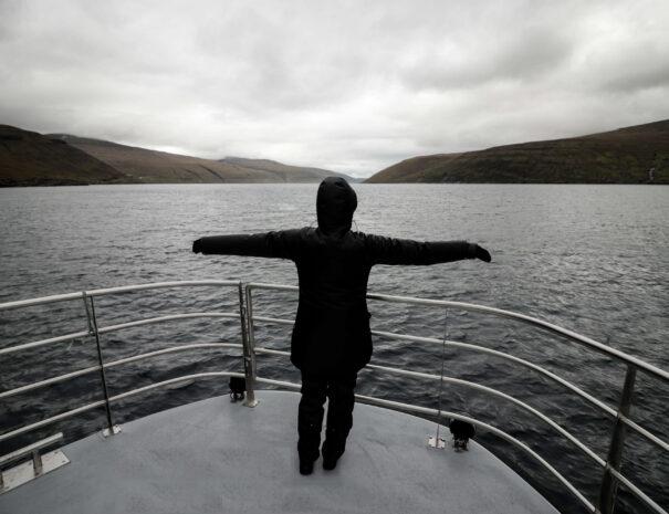 Båttur som konferensaktivitet på Färöarna