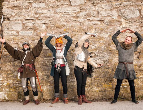 Teambuilding Gotland