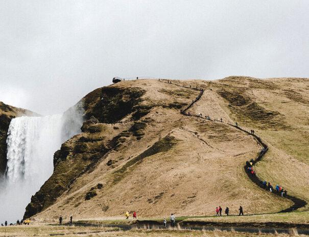 Gruppresa med rundtur på Island