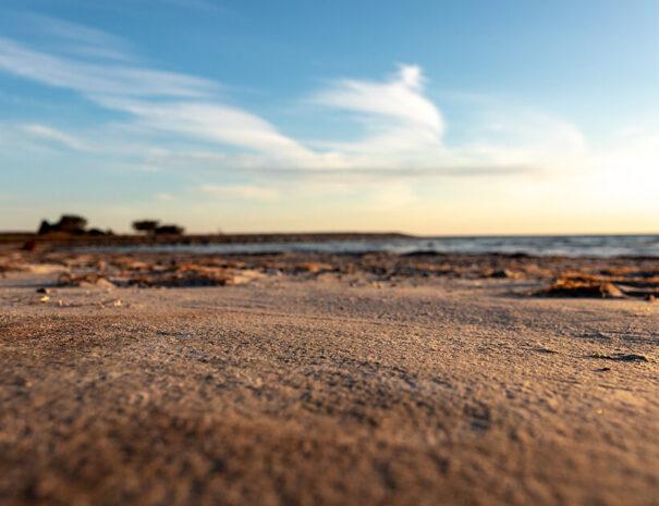 Strand på Gotland