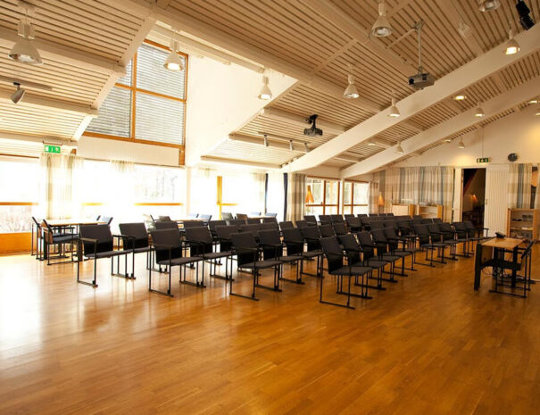 Konferensrum på Djurönäset