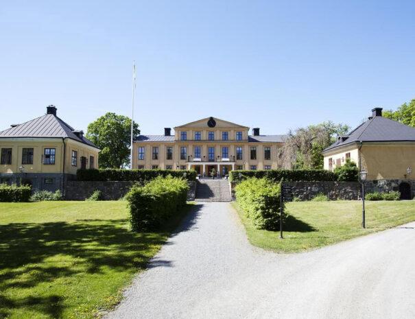 Vackra Krusenberg Herrgård