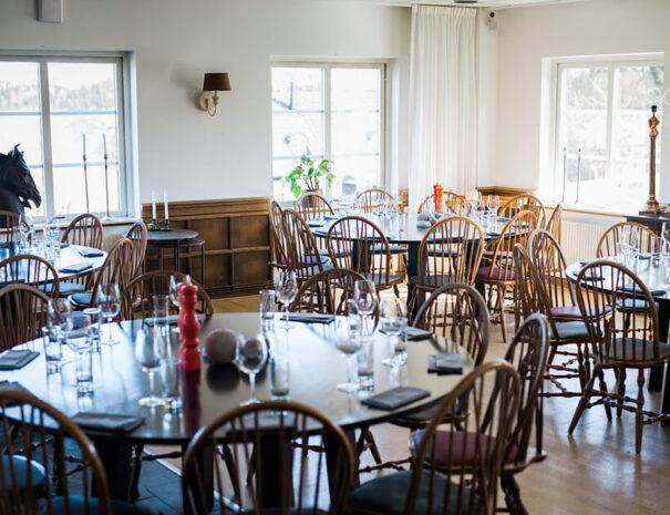 Restaurangen på Körunda Golf & Konferens