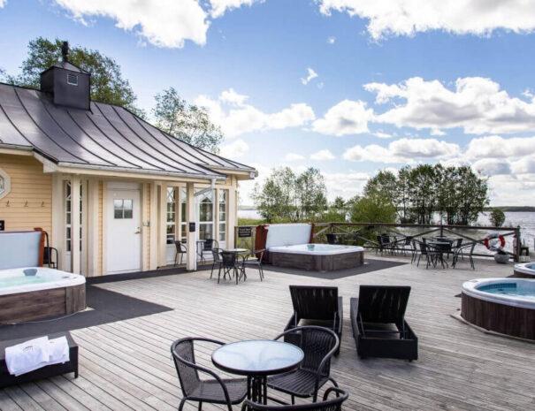 Spakonferens på Rånäs slott