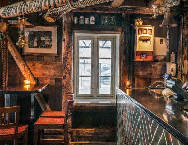 Restaurang på Radisson Blu i Tromsö