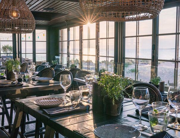 Restaurang Titus tapas på hotell Tylösand